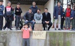 VAR okul turnuvasına girdi, penaltı tartışmaları artık sona erdi!..