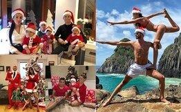 Spor dünyasından Noel paylaşımları! Kimisi tatilde, kimisi sahilden yolladı