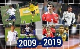 Futbol dünyasından dikkat çeken '10 Year Challenge' paylaşımları!..