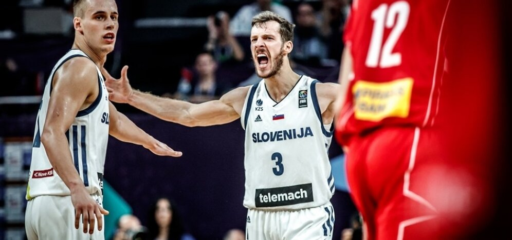 EUROBASKET MVP'Sİ GORAN DRAGIC!
