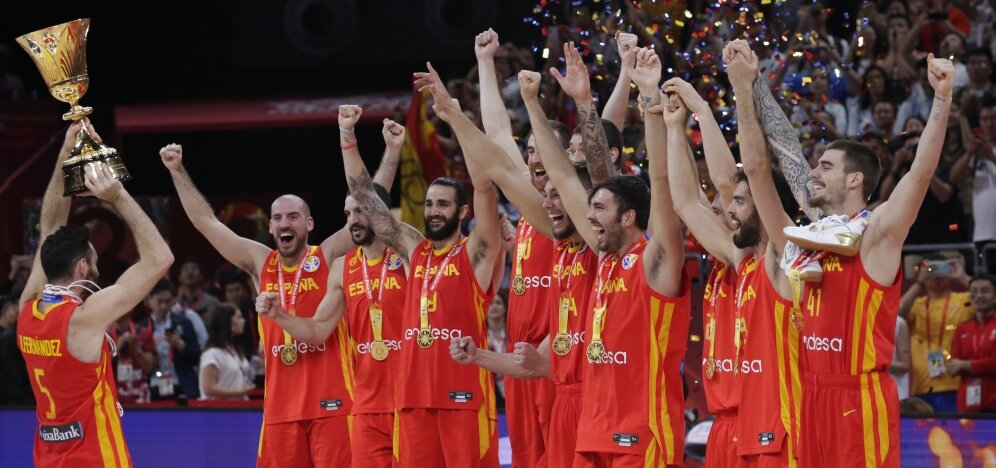 2019 FIBA DÜNYA KUPASI İSPANYA'NIN!