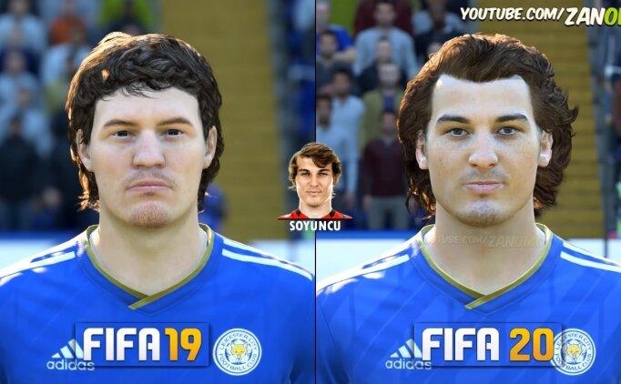 İŞTE FIFA 20'NİN YENİ YÜZLERİ!