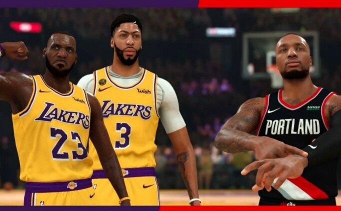 NBA 2K21 REYTİNLERİ AÇIKLANDI