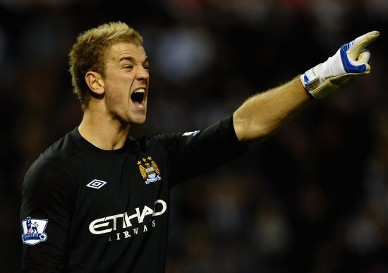 Joe Hart - Roy Hodgson