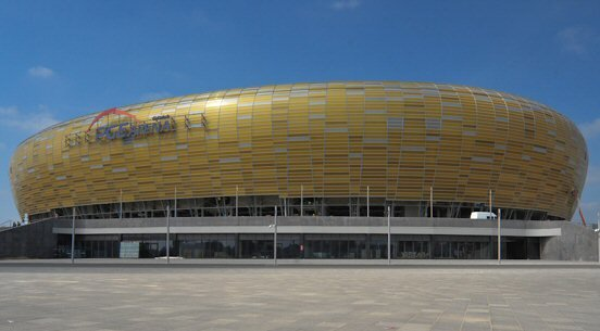 Arena Gdansk Stadyumu