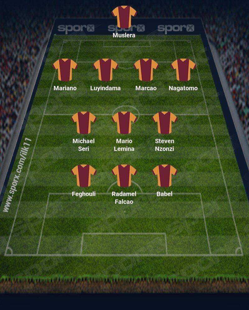 Galatasaray vs Club brügge 11