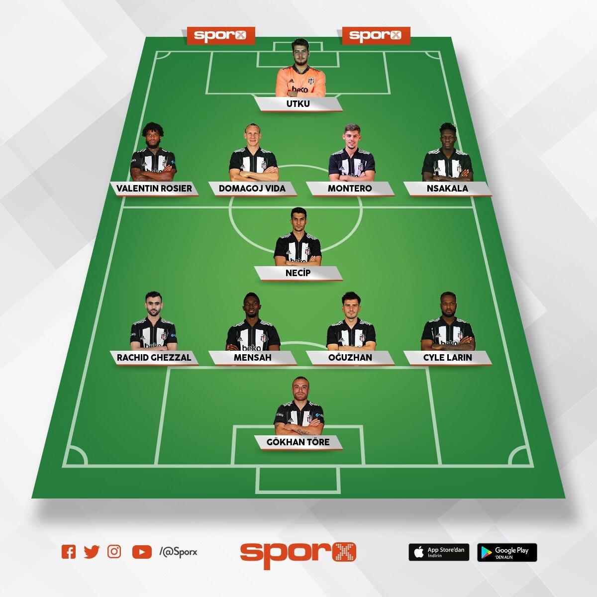 Beşiktaş 2 kupa birden alacağız