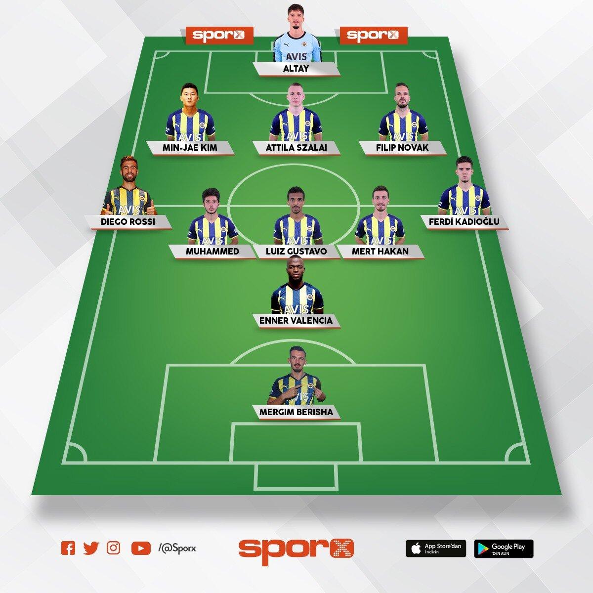 Hatay-Fenerbahçe