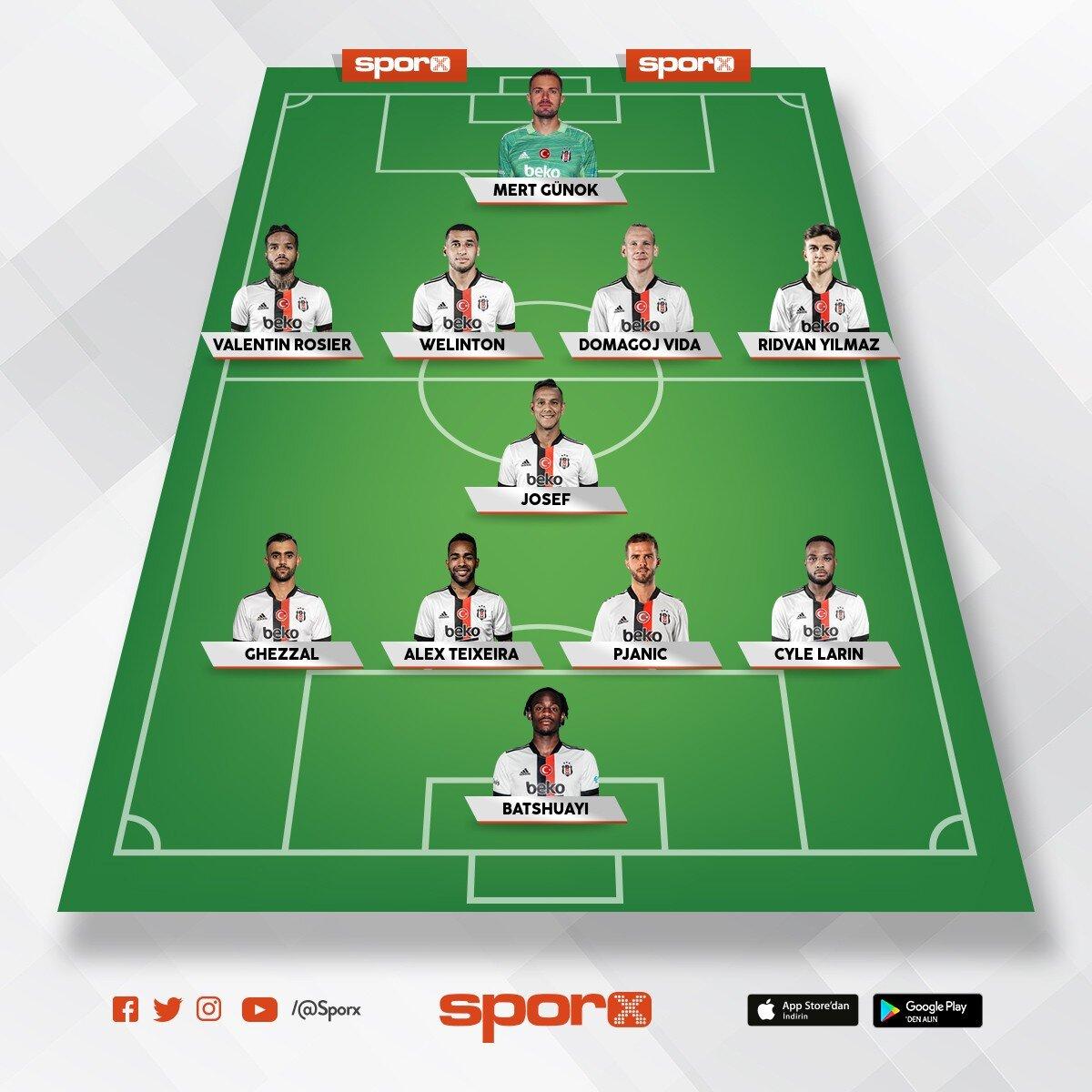 Bjk sporting Lizbon ilk 11