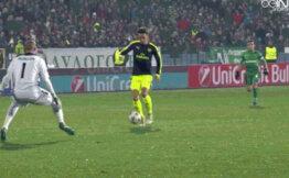 Ekran başından asla kalkmama garantili 9 dakika solo gol şovu